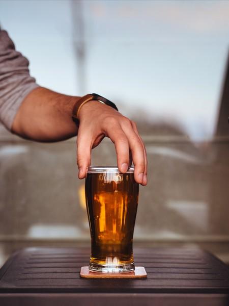 planes navidad cerveza