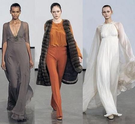 El retorno de Halston en la Semana de la Moda de Nueva York