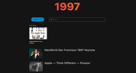 Archivo No Oficial De Apple 1997