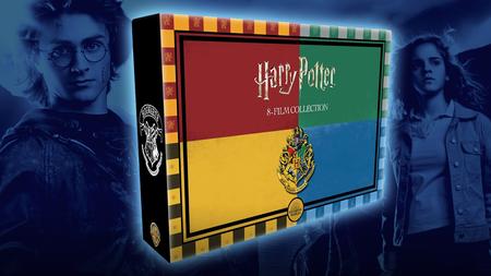 El paquete completo de la saga de 'Harry Potter' disponible en Amazon con casi 20% de descuento