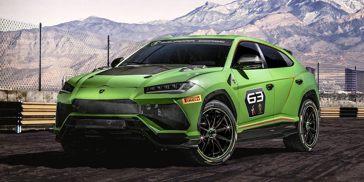 Foto de Lamborghini Urus ST-X Concept (1/6)