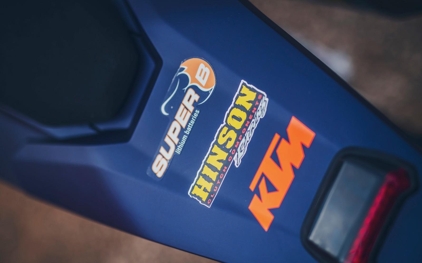 Foto de KTM 450 Rally Dakar 2019 (109/116)