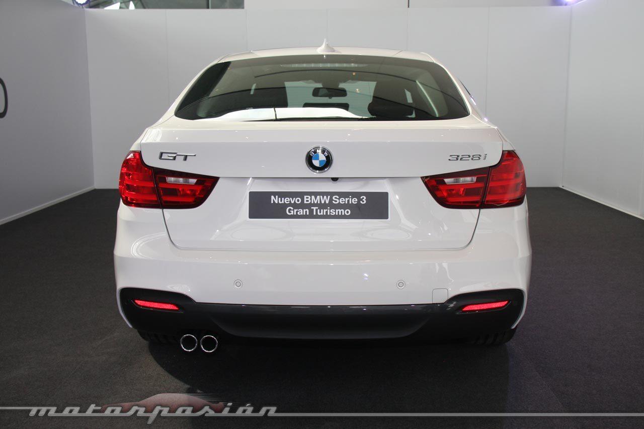 Foto de BMW Serie 3 GT (Presentación estática) (23/43)