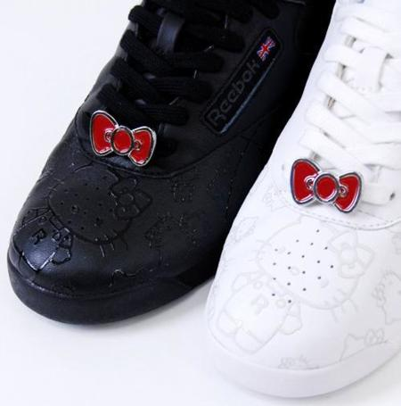 Zapatillas Reebok Freestyle High de Hello Kitty