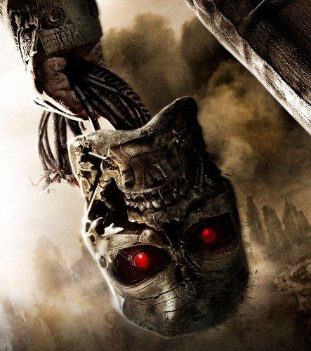 Imagen promocional de Terminator Salvation