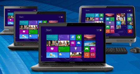 Toshiba acepta reservas y desvela precios para EE.UU. de sus PCs con Windows 8