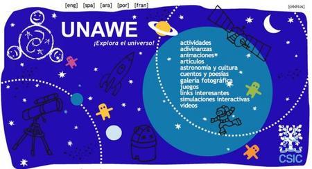 UNAWE, ¿exploramos el universo con los niños?