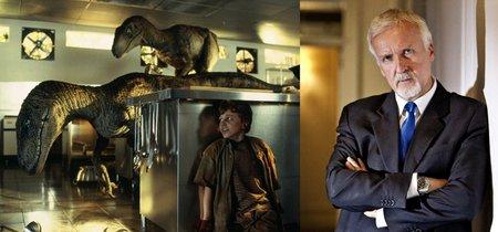 """James Cameron quiso hacer 'Parque Jurásico': """"Mi versión habría sido más desagradable. 'Aliens' con dinosaurios"""""""