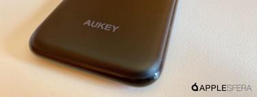 Sprint Wireless 8000 de AUKEY, un Power Bank de grandes prestaciones y pequeño tamaño