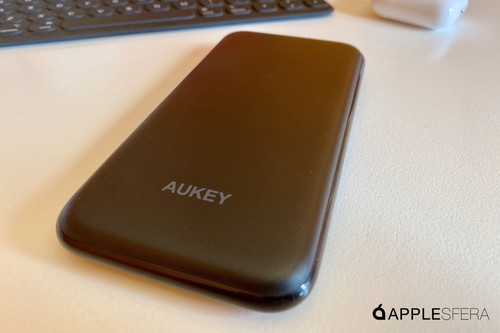 Sprint Wireless 8000 de AUKEY, un Power Bank de grandes prestaciones y pequeño tamaño