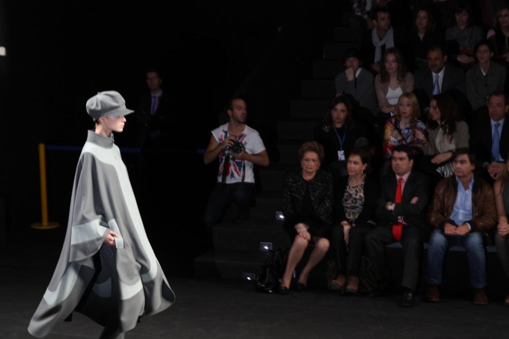 Foto de Jesús del Pozo en la Cibeles Fashion Week Otoño-Invierno 2011/2012 (17/71)