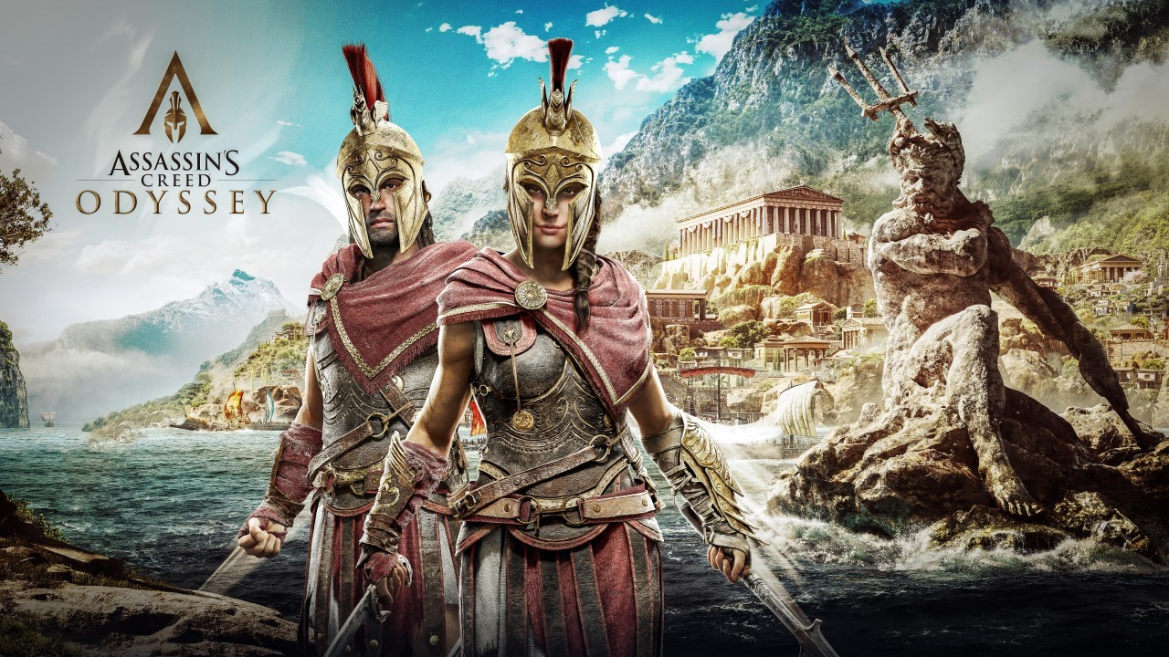 Assassin's Creed Odyssey - 1