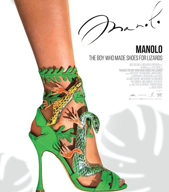 Biopic Manolo Blahnik