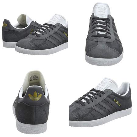 Estas Adidas Gazelle pueden ser tuyas por 39,98 euros y envío gratis gracias a Amazon