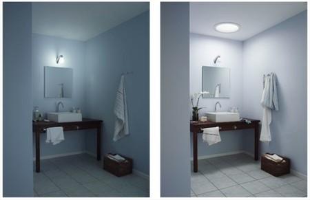 Las 8 claves para aprovechar la luz en nuestro hogar: vivienda con tubo solar (IV)