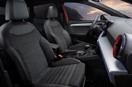 Seat Ibiza 2021 Prueba Contacto 19