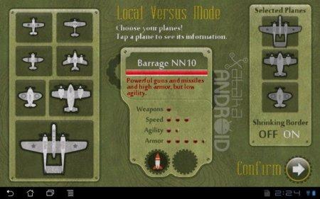 SteamBirds, juego de estrategia con aviones