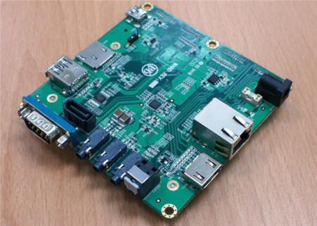 Wandboard, al Raspberry Pi le ha salido un primo lejano con procesador quad-core