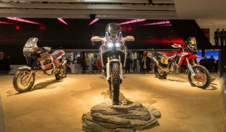 Honda presentó en el EICMA sus novedades 2016