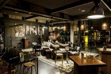 Pintxos gourmet y estilo industrial en Hola Bar, un bistró para sibaritas en Bilbao