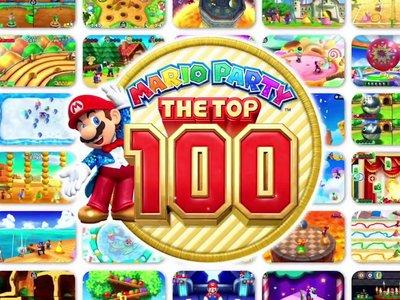 Podremos jugar a Mario Party: The Top 100 unos cuantos días antes de lo previsto