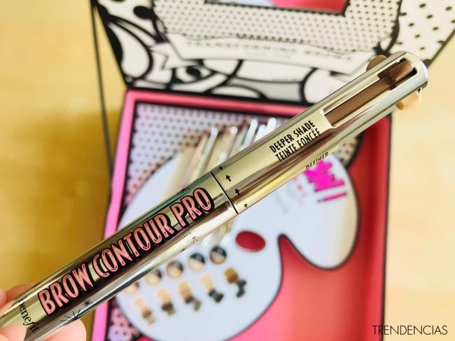 Hemos probado Brow Contour Pro, el lápiz de cejas más sencillo y completo de Benefit