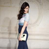 Desfile Christian Dior Alta Costura 2014