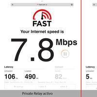 Apple, tenemos un problema: el nuevo servicio Private Relay de iOS 15 ralentiza de forma notable la conexión a internet