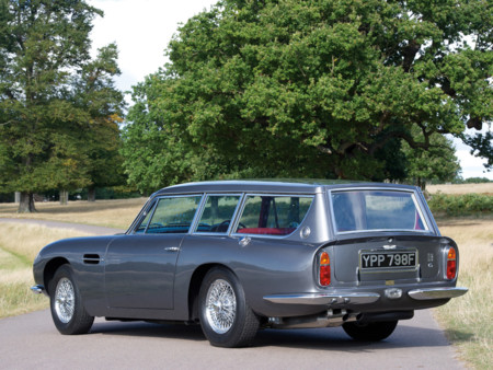 Aston Martin Db6 Shooting Brake Flm Panelcraft