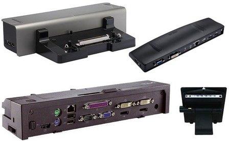 Tipos de dock para portátiles