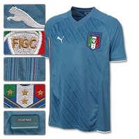 La camiseta de Italia no convence a sus aficionados