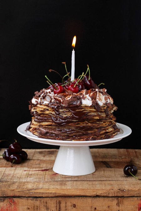 B Day Cake 2