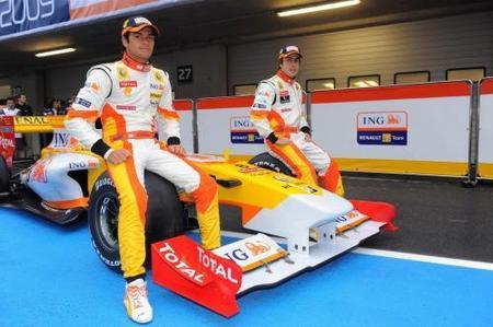 Nelson Piquet está fuera de Renault, confirmación oficial