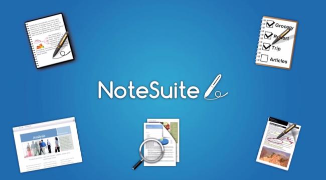 Notesuite para iOS y OS X: gestor de tareas, notas y documentos en un mismo servicio