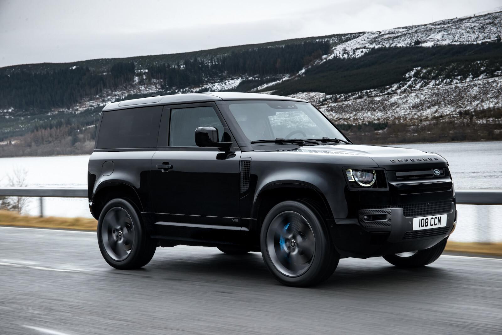 Foto de Land Rover Defender V8 (2/30)