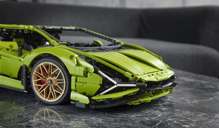 Lamborghini Sian Fkp 37 De Lego 2