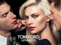 The boys are back: el nuevo vídeo de Tom Ford para promocionar sus Lips & Boys