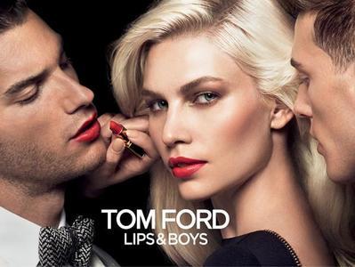 The boys are back: el nuevo vídeo de Tom Ford para promocionar sus Lips & Boys