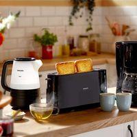 Ofertas de Amazon para nuestra cocina en pequeños electrodomésticos: panificadoras, batidoras amasadoras o freidoras Cecotec o Princess