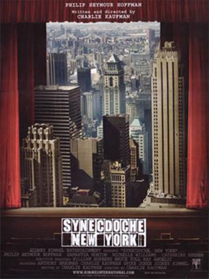 Cartel y primeras imágenes de 'Synecdoche, New York', el debut en la dirección de Charlie Kaufman