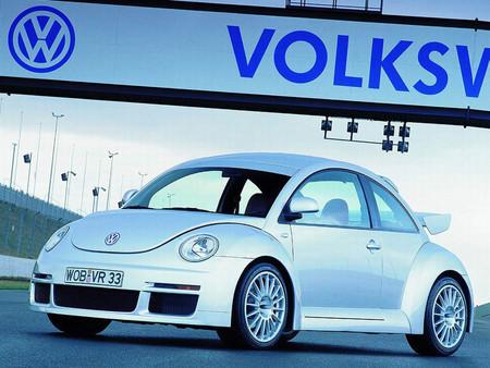 Recordando a: Volkswagen Beetle RSI, un escarabajo de espíritu racer