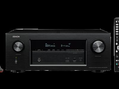 Denon AVR-X2300W, un receptor A/V para aquellos que buscan montar su sistema de cine en casa
