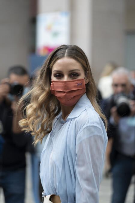 Olivia Palermo deslumbra en el street style de la Semana de la moda de Milán con varios looks rompedores (y maravillosos)