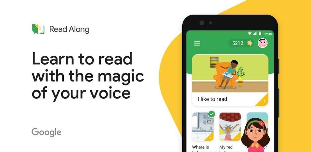 Read Along by Google: eine neue anwendung, mit deren hilfe die kinder lernen lesen