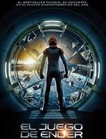 Estrenos de la semana | 8 de noviembre | El séptimo juego de Ender en la cabaña de los Miller