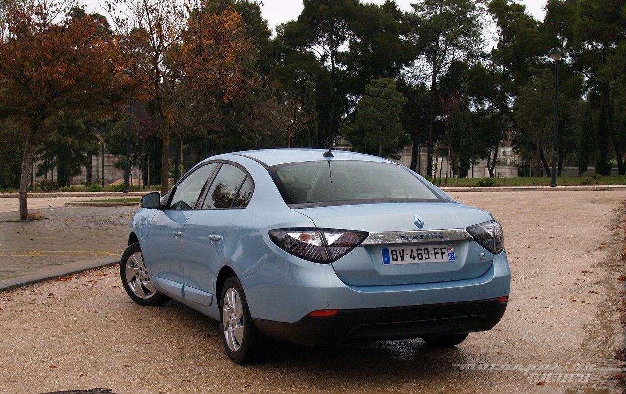 Foto de Renault Fluence Z.E. (presentación) (6/26)
