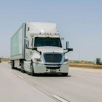 Un camión autónomo ha recorrido 1.600 km en 14 horas para entregar sandías: 10 horas menos que con un humano al volante