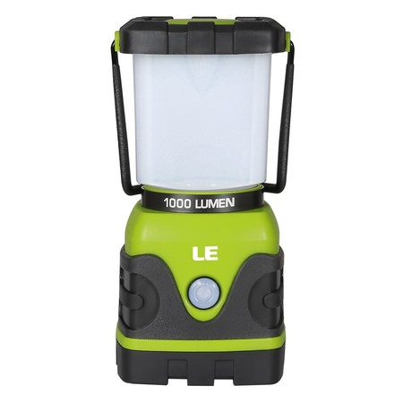 Oferta flash en el farol de camping de 1.000 lúmenes de Lighting Ever: hasta las 19:00 h cuesta 14,39 euros