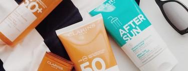 Así es la nueva gama protectores solares de Clarins, los aliados perfectos para cuidar nuestra piel antes y después del sol