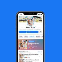 Facebook presenta su gran apuesta por el audio: integrará podcasts, un Clubhouse propio, colaboración con Spotify y más